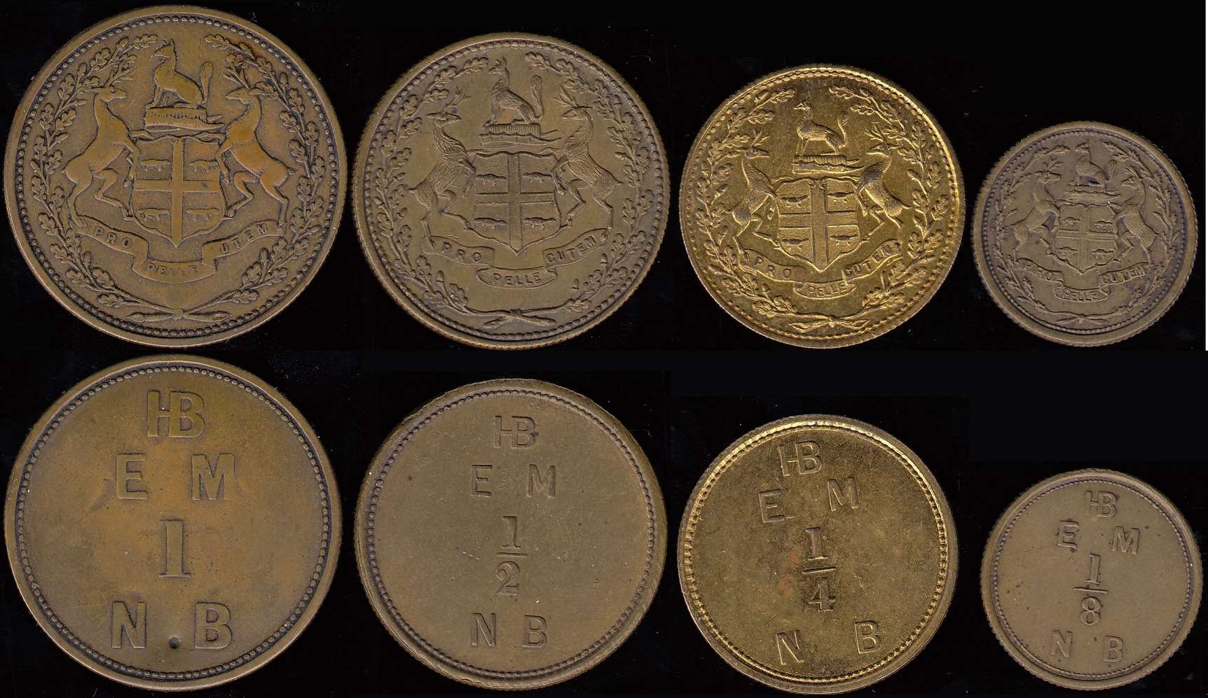 East Main District Tokens