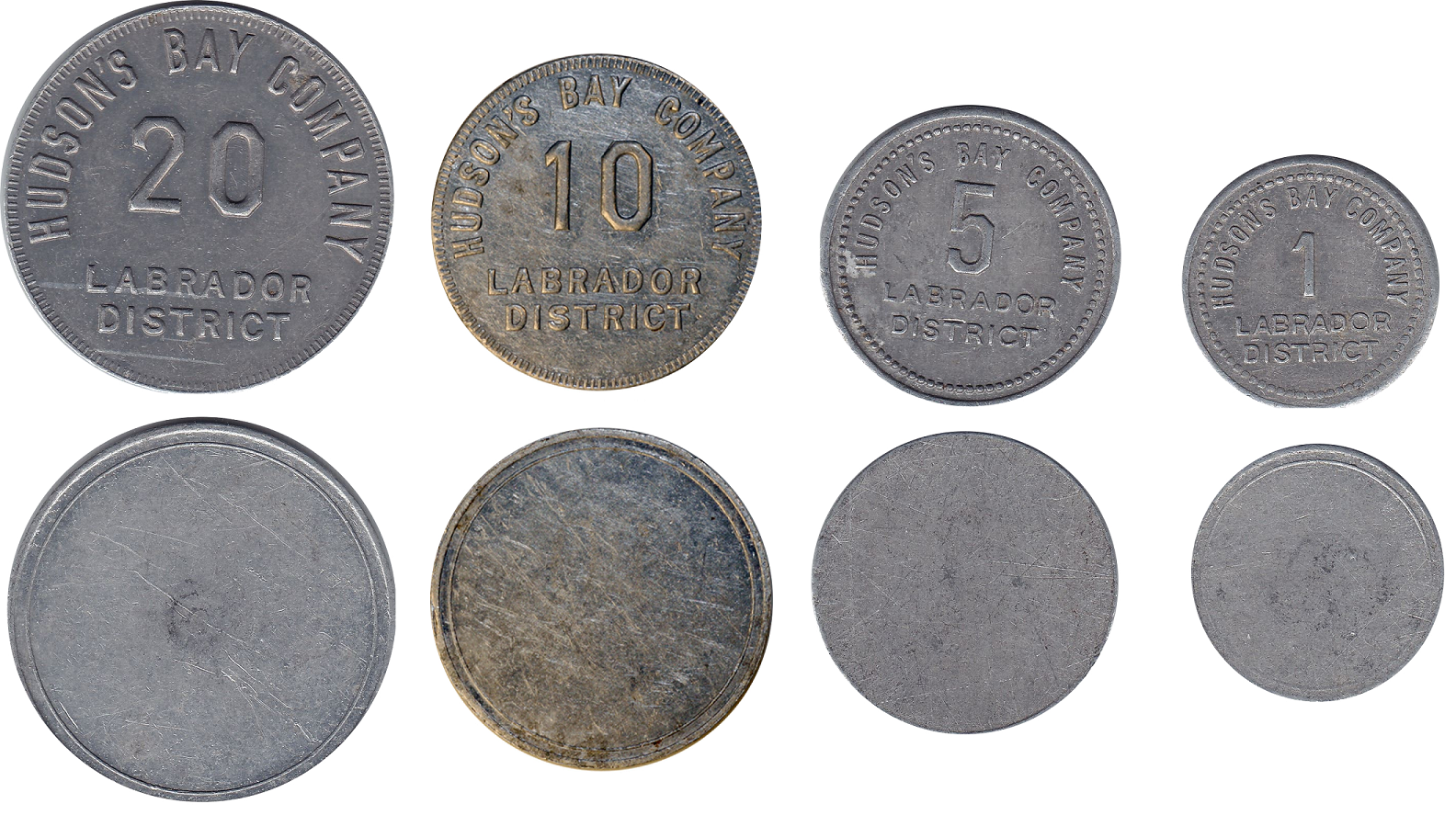Labrador district Tokens